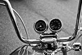 Harley Davidson Handlebars Foto