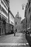Street Scene Rome Italy Foto