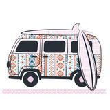 Old Fashion Car Illustration Kunst af  transiastock