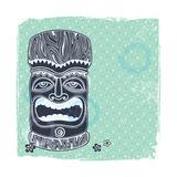 Vintage Aloha Tiki Illustration Posters af  transiastock