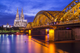 Cologne Cathedral in Cologne, Germany. Photographic Print by  SeanPavonePhoto