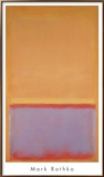 Untitled, 1954 Kunstdrucke von Mark Rothko