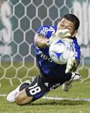 Apr 26, 2007, FC Dallas - Real Salt Lake - Nick Rimando Foto af George Frey