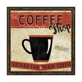 Coffee Roasters III Posters tekijänä Jess Aiken