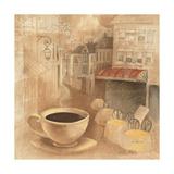 Cafe de Paris I Posters by Albena Hristova