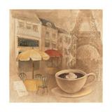 Cafe de Paris II Prints by Albena Hristova