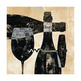 Wine Selection I Plakater av Daphne Brissonnet