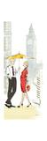 London Lovers Reproduction giclée Premium par Avery Tillmon