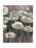 Anemones by the Lake Purple III Art