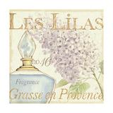 Fleurs and Parfum IV Posters by Daphne Brissonnet