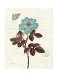 Touch of Blue II Posters av Katie Pertiet