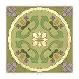 Fresh Herbs Tile IV Posters