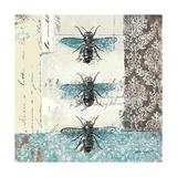 Bees n Butterflies No. I Plakat av Katie Pertiet
