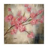 Kirschblüte I Kunst