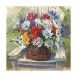 Adirondack Bouquet Prints by Carol Rowan