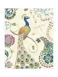 Peacock Fantasy II Posters par Daphne Brissonnet