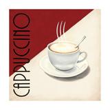 Cafe Moderne II Premium Giclee Print by Marco Fabiano