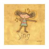 Sing Plakater af Anne Tavoletti