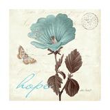 Touch of Blue III Plakater av Katie Pertiet