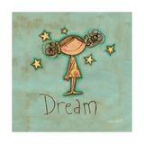 Drøm, på engelsk Posters af Anne Tavoletti