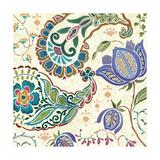 Peacock Fantasy V Posters av Daphne Brissonnet