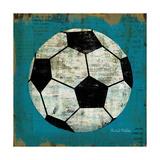 Ball III Kunstdruck
