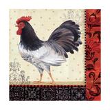 Country Touch II Kunstdrucke von Daphne Brissonnet