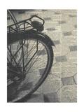 La Bicyclette III Crop Posters par Marc Olivier