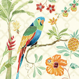 Tropical Paradise I Arte di Daphne Brissonnet