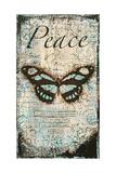 Paz Láminas por Cassandra Cushman