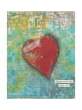 Trust Heart Posters av Cassandra Cushman