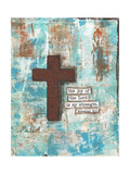 Cross I Posters af Cassandra Cushman