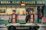 Destiny Highway Posters van Chris Consani