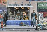 Highway 51 Affiches par Chris Consani