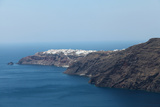 Oia on Santorini Island in the Cyclades Photographic Print by  sophysweden