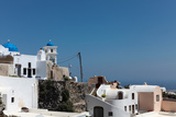 Fira on Santorini Island Photographic Print by  sophysweden