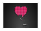 Broken Heart Posters av  Thomaspajot