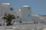 Villa on Santorini Island Photographic Print by  sophysweden