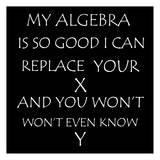 Your X Affiches par Sheldon Lewis