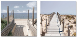 Way to paradies (set of 2 panels) Plakater