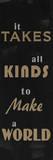 Take All Kinds Póster por Jody Taylor