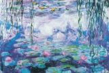 Waterlilies Posters por Claude Monet