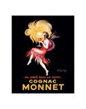 Cognac Monnet Pôsters por Leonetto Cappiello