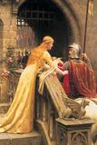 God Speed Lámina por Leighton, Edmund Blair