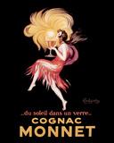 Cognac Monnet Posters av Leonetto Cappiello