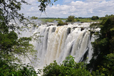 Victoria Falls, Zambezi River, Africa Fotografisk tryk af Marc Scott-Parkin