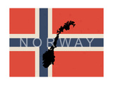 Norway Posters by  PhotoR455