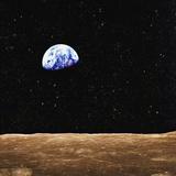 Erde Fotografie-Druck