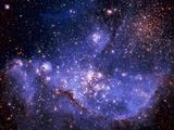 Galaxy Fotografie-Druck