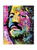 Ringo Starr Giclée-tryk af Dean Russo